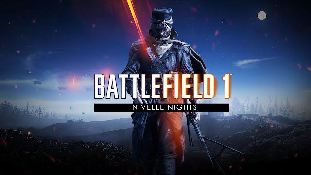 الكشف عن 30 دقيقة لأسلوب اللعب من خريطة Nivelle Nights للعبة Battlefield 1