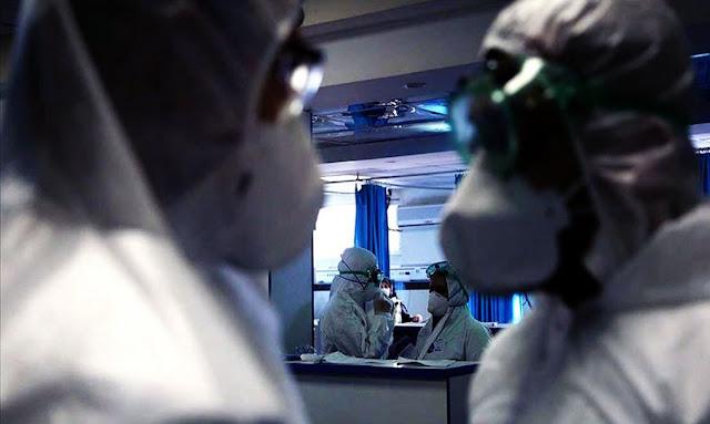 فيروس كورونا إيران