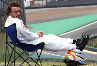 Fernando Alonso  will stay