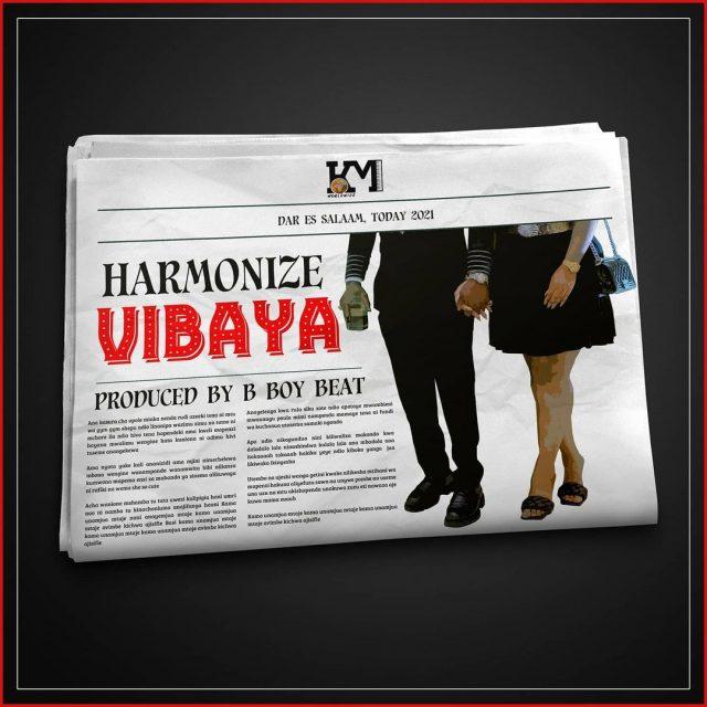 AUDIO l Harmonize - Vibaya l Download
