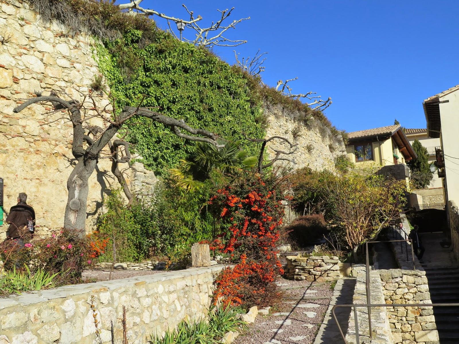 Jardín de los Poetas Morella