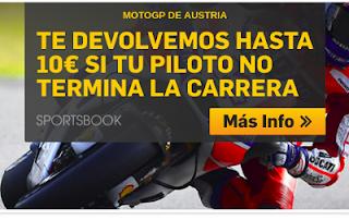 betfair promocion GP Austria Motociclismo 12 agosto