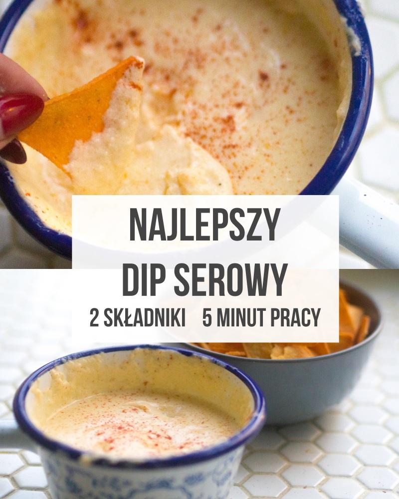cheese dip - easy