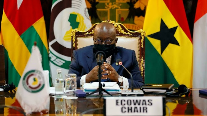 ECOWAS slams Guinea coup; demands Alpha Conde's release
