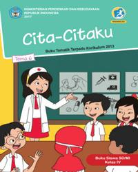 Buku tema 6 Siswa Kelas 4 k13 2017