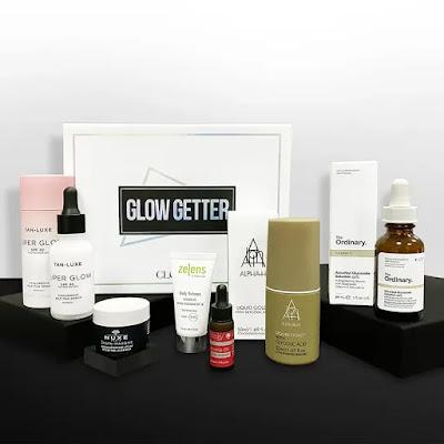 Cloud 10 Beauty Glow Getter Gift Set