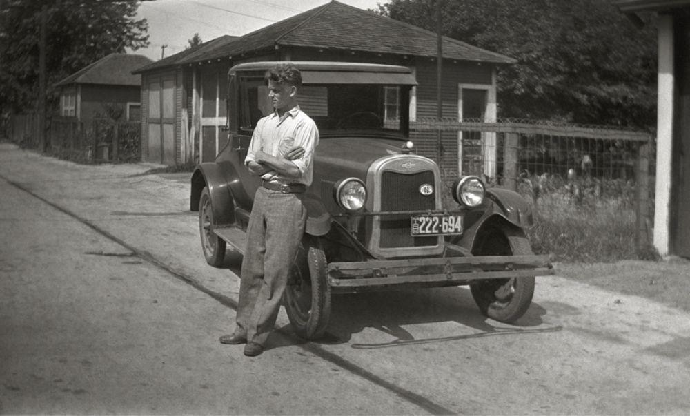 Famous Classic Car Photographers