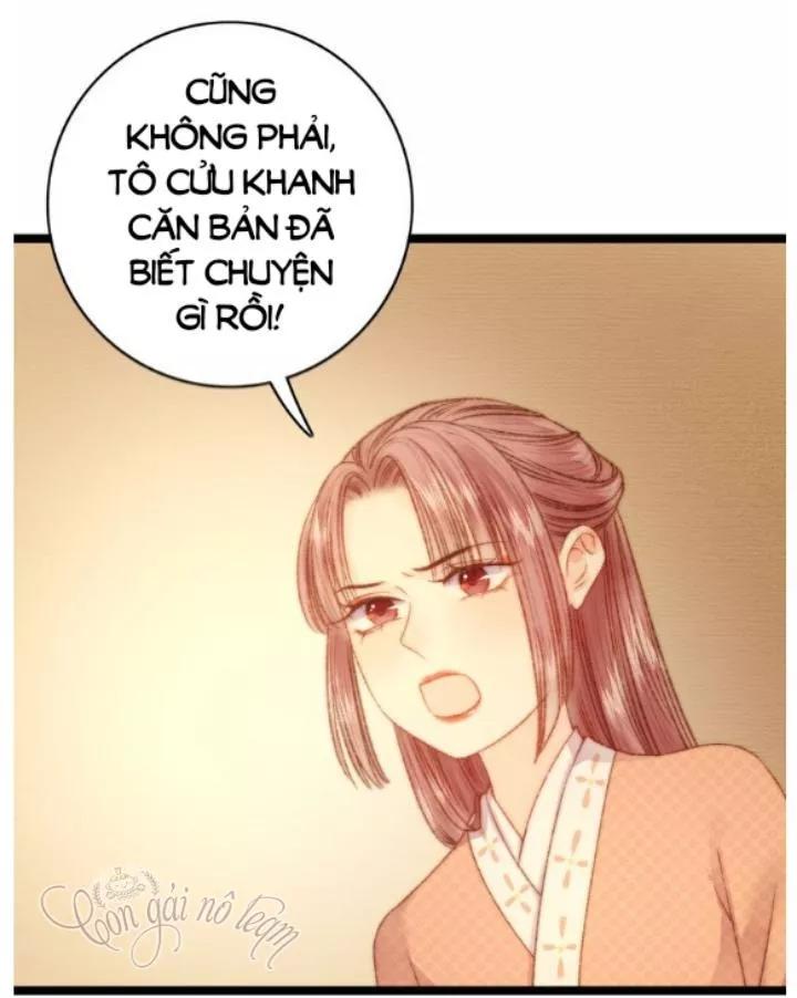 Nàng Phi Cửu Khanh - Thần Y Kiều Nữ chap 20 - Trang 19