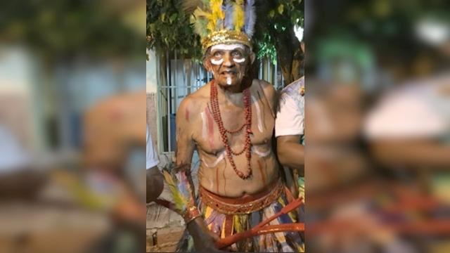 Morre em Cajazeiras, aos 84 anos de idade, Índio Pintor