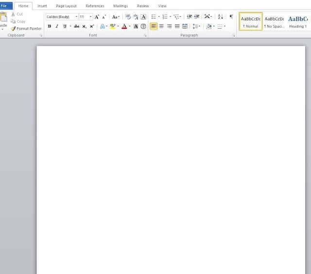 Cara Aktivasi Microsoft Office 2016 terbaru Tanpa Product Key