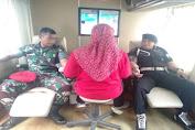 Satbrimobda Banten, Gelar Baksos Donor Darah di Pesta Rakyat BRI Simpedes