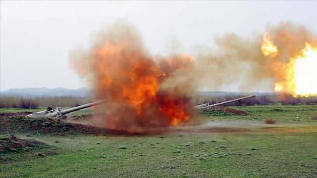 Perang Armenia melawan Azerbaijan