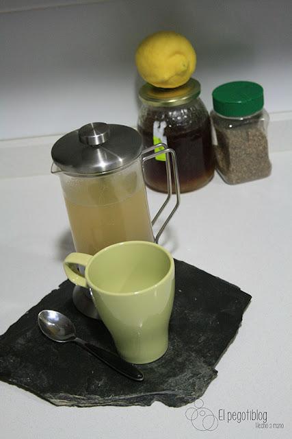 Cómo combatir catarros de forma natural - infusión de tomillo