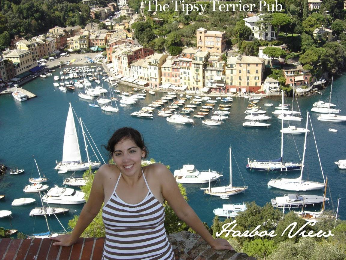 View From Castello Brown Portofino Italy Tipsyterrier Blogspot Com