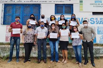 Diretoras e funcionários da OSC Ceacri de Itapiúna concluem formação em Estudos de Cenários Estratégicos no Terceiro Setor