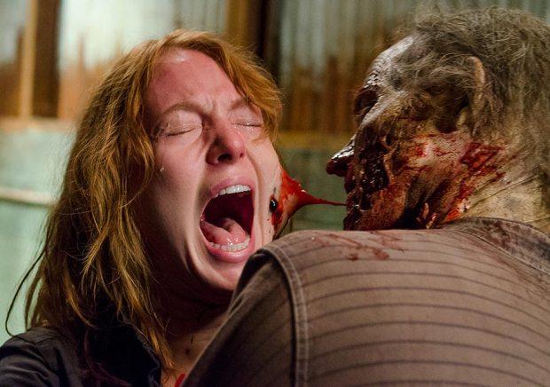 Muerte de Paula en el 6x13 de 'The Walking Dead'