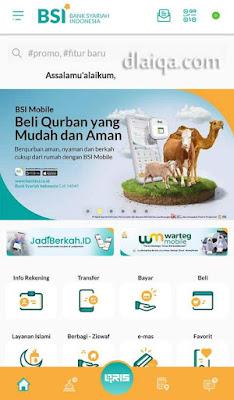 BSI Mobile siap digunakan