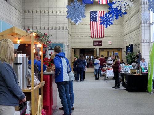 Snowflake Craft and Vendor Fair