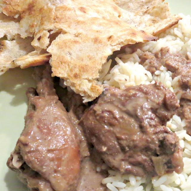 Dinner recipe: Iranian chicken in pomegranate juice