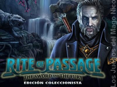 RITE OF PASSAGE: THE SWORD AND THE FURY - Guía del juego y vídeo guía C