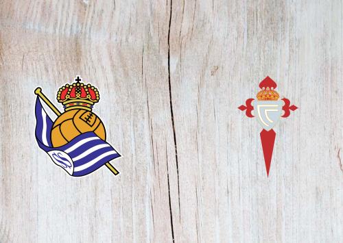 Real Sociedad vs Celta Vigo -Highlights 24 June 2020