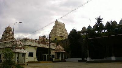 Vinayaka Missions Sivan temple