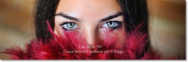 Life Style '99 Come fissare il makeup più a lungo