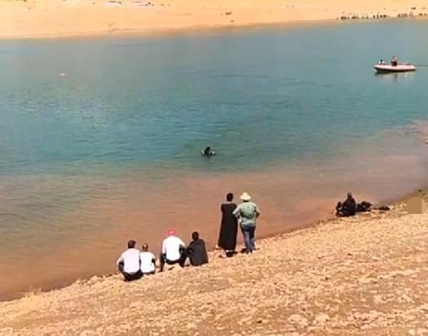 """أخيرا وبعد 13 يوم من البحث... انتشال جثة الشاب """"يوسف"""" من بحيرة بين الويدان"""