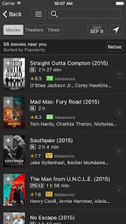 IMDb Film & TV si aggiorno alla vers 6.15
