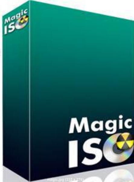 Free Download MagicISO 5.5.281