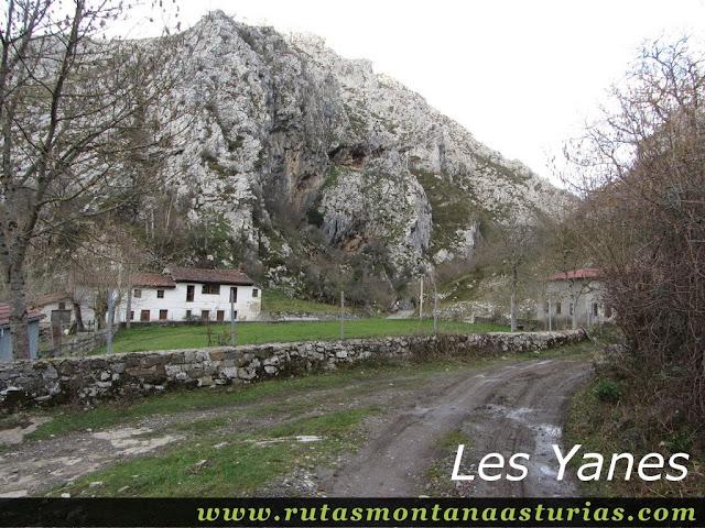 Pueblo de Les Yanes
