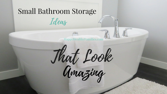 7 Cheap Bathroom Storage Ideas That Look Amazing