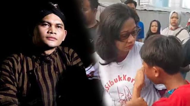 Tanggapi Persekusi Kepada Ibu & Anak di CFD, Mbah Mijan: Suatu Saat Nanti Kita Akan Kembali Bersatu
