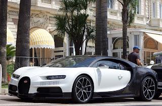 Top Bugatti car models