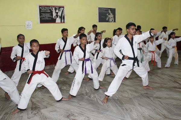 Karate is a wonderful art   कराटे है एक अद्भुत कला जानिए कैसे