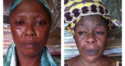 60 and 59-year-old grandmothers arrested in Lagos airport for ingesting 108 wraps of cocaine in a smuggling attempt