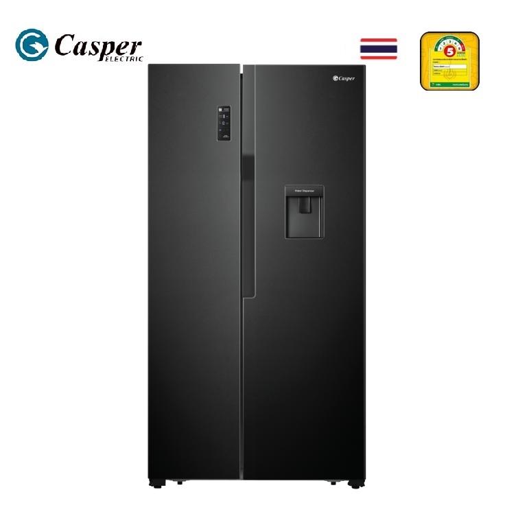 Tủ lạnh Casper Side by Side RS-575VBW dung tích 551 Lít | CASPER RS575VBW