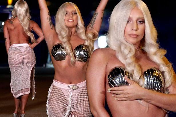 Lady GaGa: Diesmal zeigt sie wirklich alles! Promiflashde