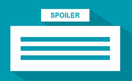 Cara memasang Spoiler di Blog Dengan Mudah