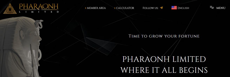 Мошеннический сайт pharaonh.com – Отзывы, развод, платит или лохотрон? Информация