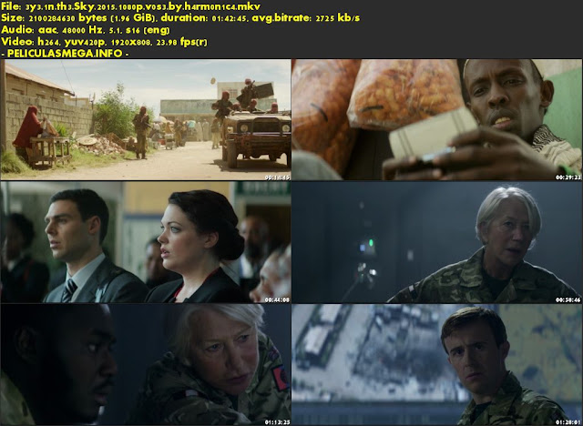 Descargar Eye in the Sky Subtitulado por MEGA.