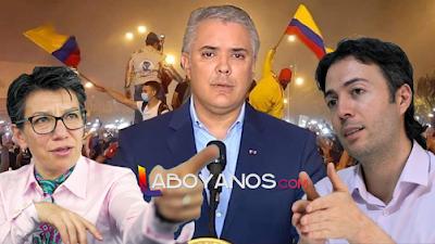 Ni Bogotá, ni Medellín, ni Cali serán militarizadas: López y Quintero le llevan la contraria a Duque