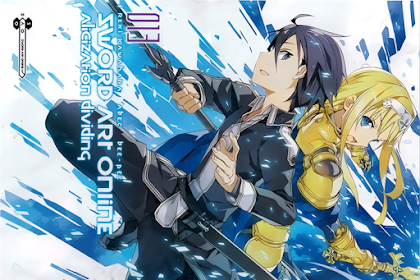 Download Anime Dragon Crisis Sword Art Online: Alicization (Episode 1-10) Subtitle Indonesia X265