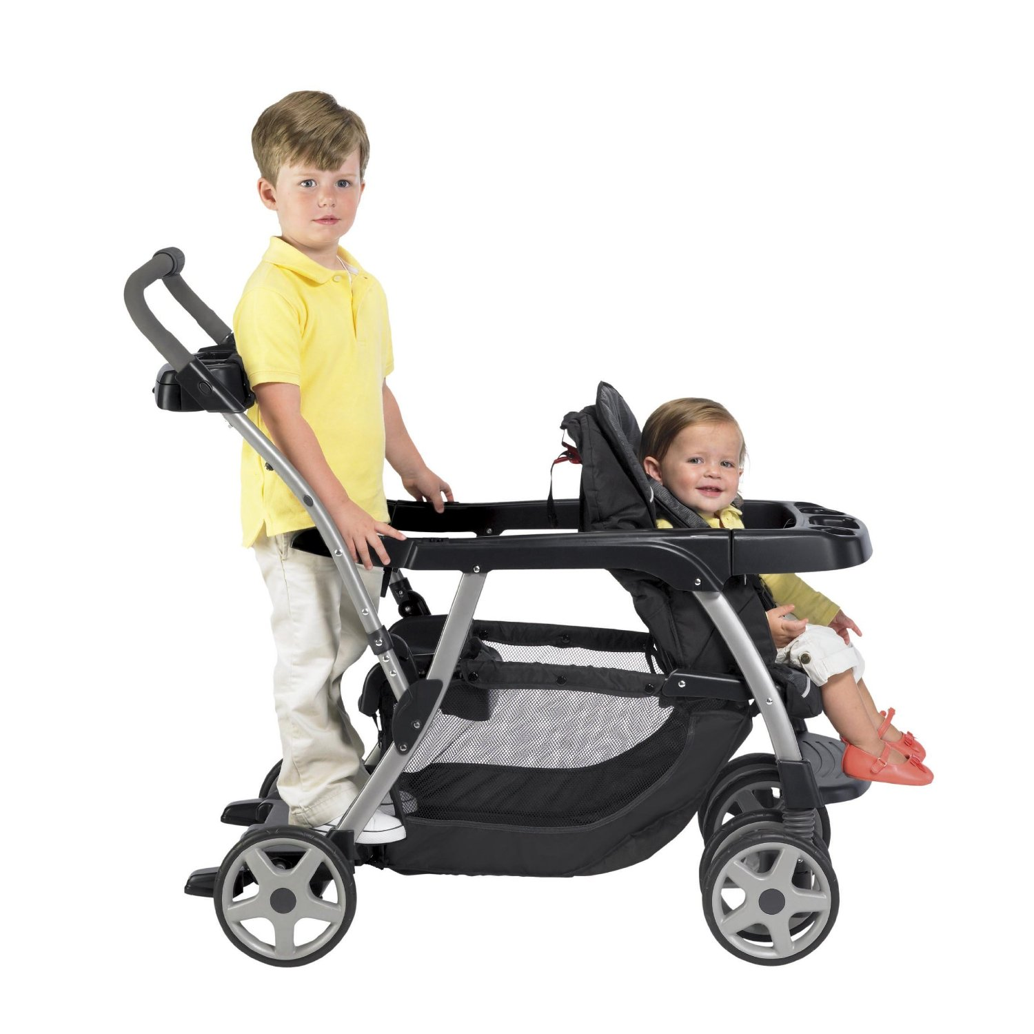 Recomended Graco Ready2grow Stand And Ride Stroller Baby