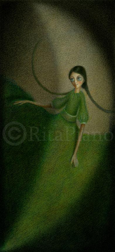 """""""Nello Specchio""""-Rita Piano-2010"""