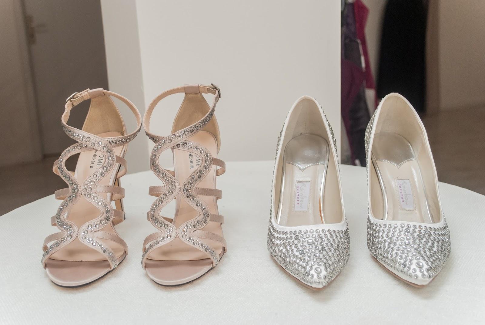 Schuhe fur abendkleid