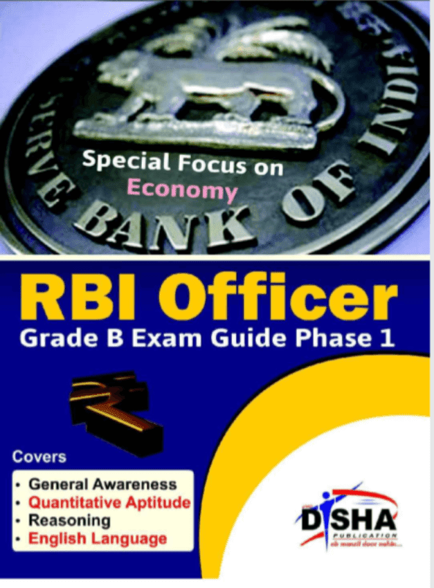 Disha-RBI-Officer-Grade-B-Exam-Guide-Phase-I-PDF-Book
