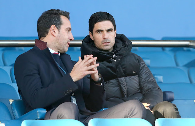 Mikel Arteta and Edu have discovered Arsenal's next two transfer moves after Crystal Palace win