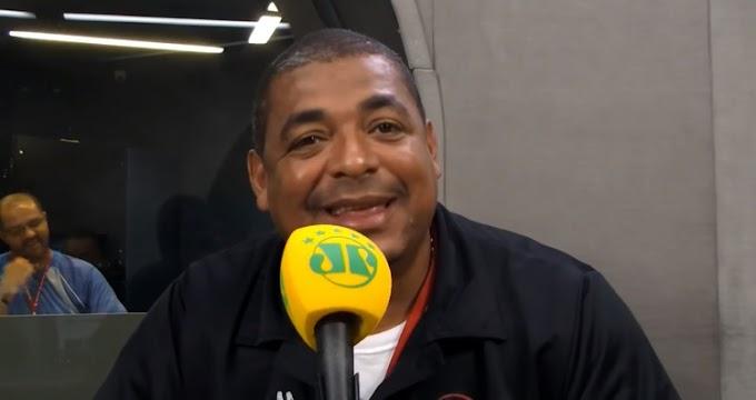 VÍDEO: Após provocar o Corinthians, Vampeta responde Kaká de forma humilhante