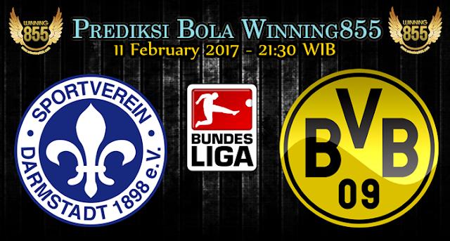 Prediksi Bola Darmstadt vs Borussia Dortmund